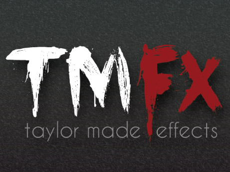 Taylor Made effects logo